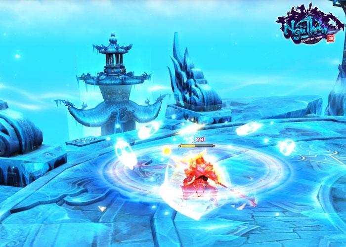Điểm mặt 5 hoạt động chiến trường kinh điển trong Ngũ Thần Online 8