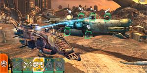 Sandstorm: Pirate Wars – Game cướp biển thời hậu tận thế đậm chất khoa học viễn tưởng