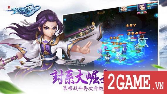 """Được NPH Gamota """"đỡ đầu"""", Dream World 3D chính thức gia nhập làng game Việt 0"""