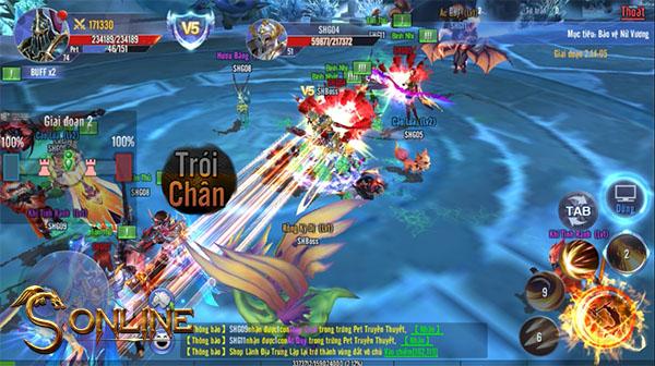 13 tựa game online nổi bật đã đến tay game thủ Việt trong tháng 10 này 13