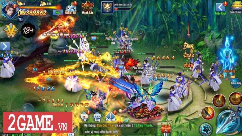 13 tựa game online nổi bật đã đến tay game thủ Việt trong tháng 10 này 6