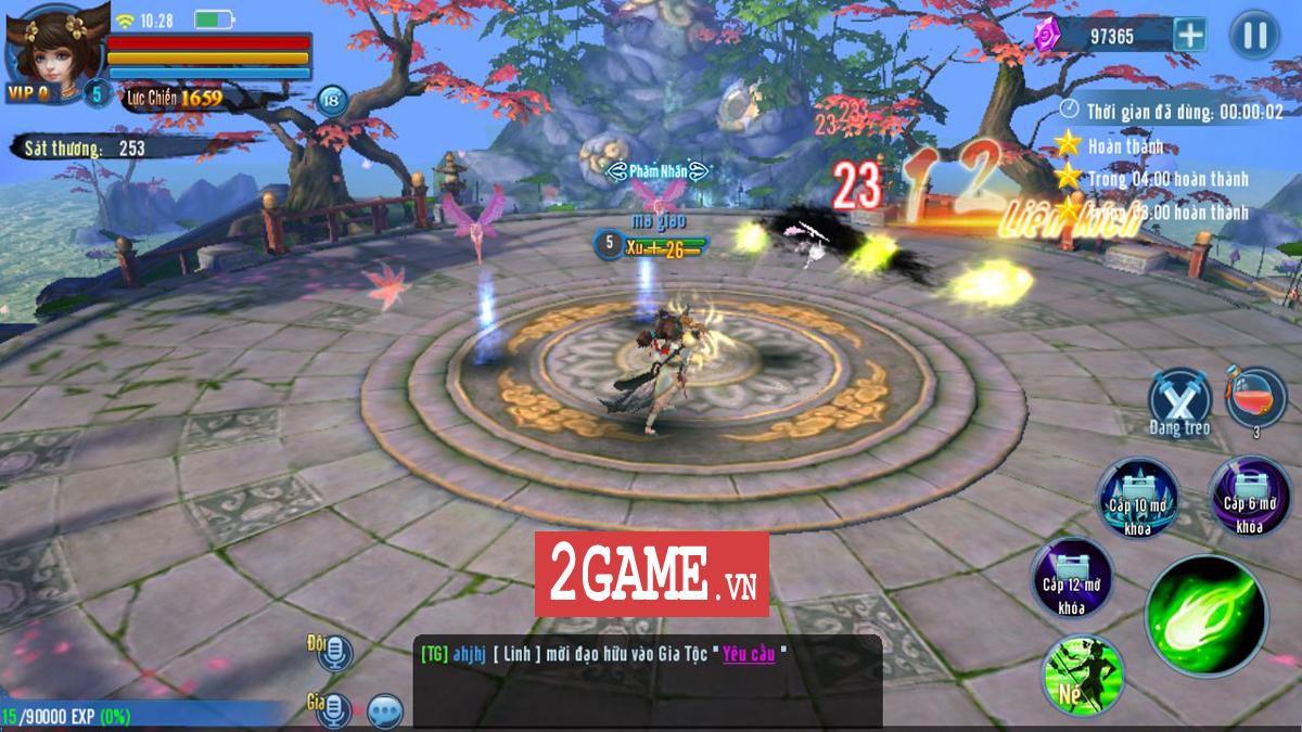 Game thủ khen hệ thống PK của Phàm Nhân Tu Tiên VNG rất đáng chơi 4