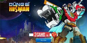 Việt Nam sắp xuất hiện game về truyện tranh Dũng Sĩ Hesman