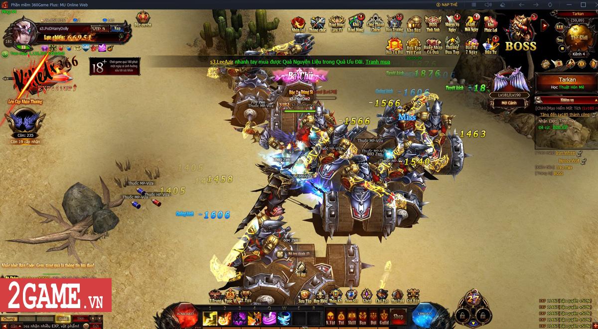 13 tựa game online nổi bật đã đến tay game thủ Việt trong tháng 10 này 5