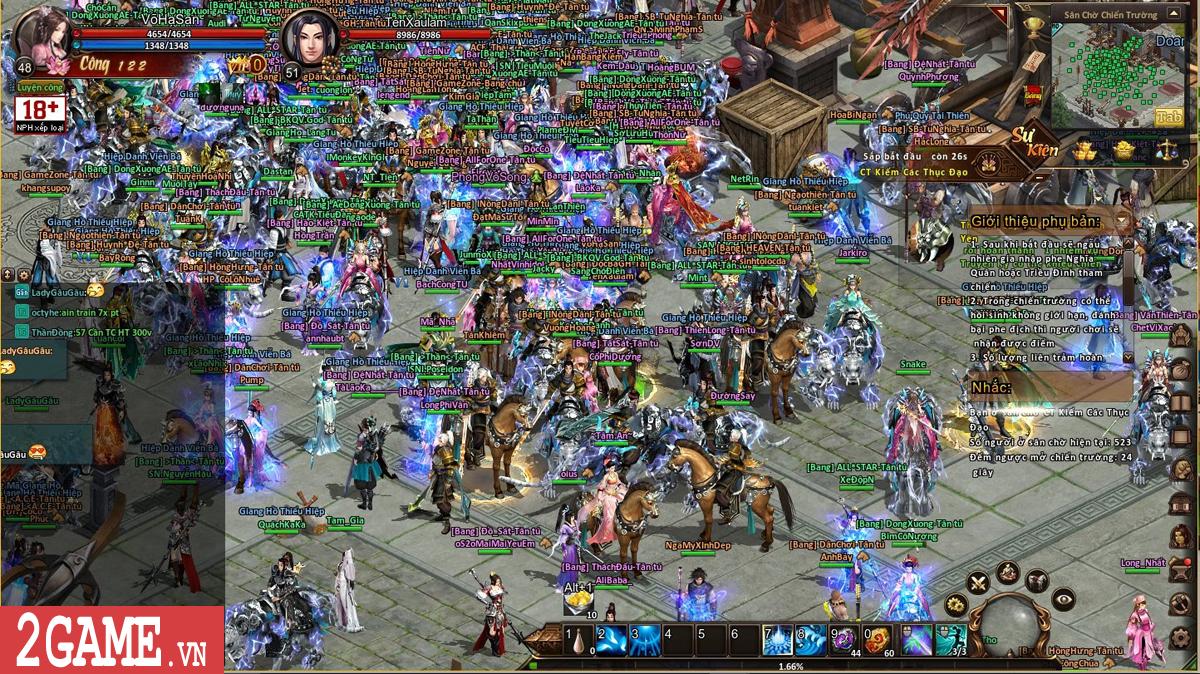 13 tựa game online nổi bật đã đến tay game thủ Việt trong tháng 10 này 1