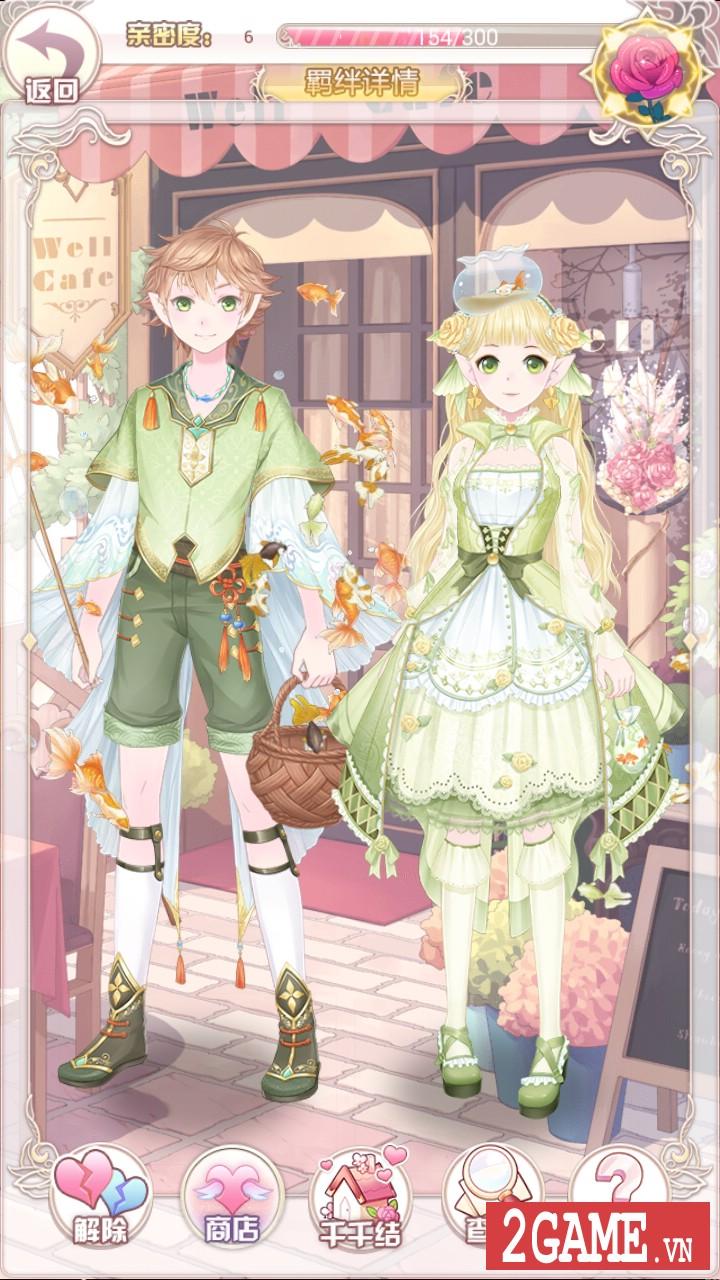 Idol Thời Trang - Game thời trang tương tác kết nối độc nhất sắp được VTC Game phát hành 8