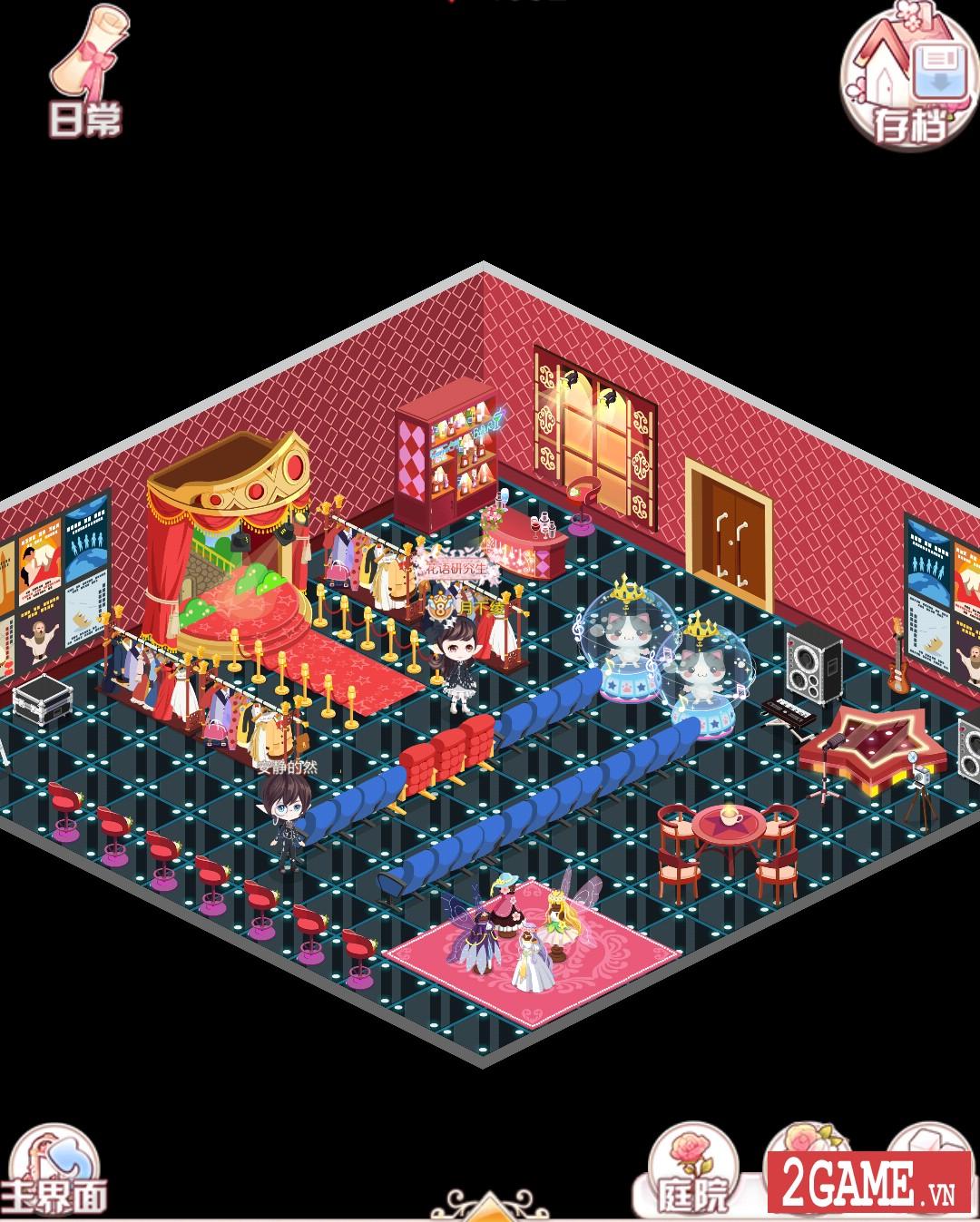 Idol Thời Trang - Game thời trang tương tác kết nối độc nhất sắp được VTC Game phát hành 5