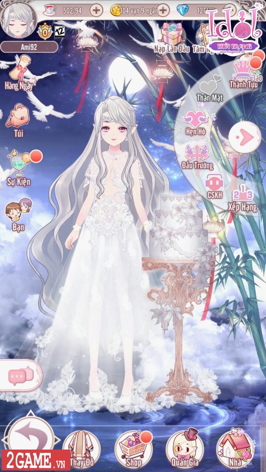 Idol Thời Trang Mobile tự tin thoát mác game phối đồ thời trang đơn thuần hiện nay 0