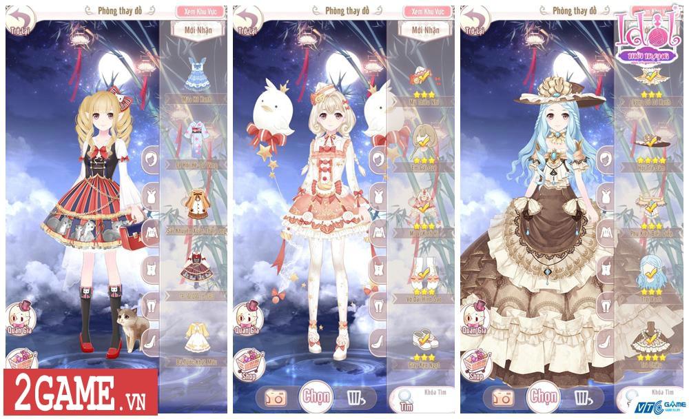 Idol Thời Trang Mobile tự tin thoát mác game phối đồ thời trang đơn thuần hiện nay 5