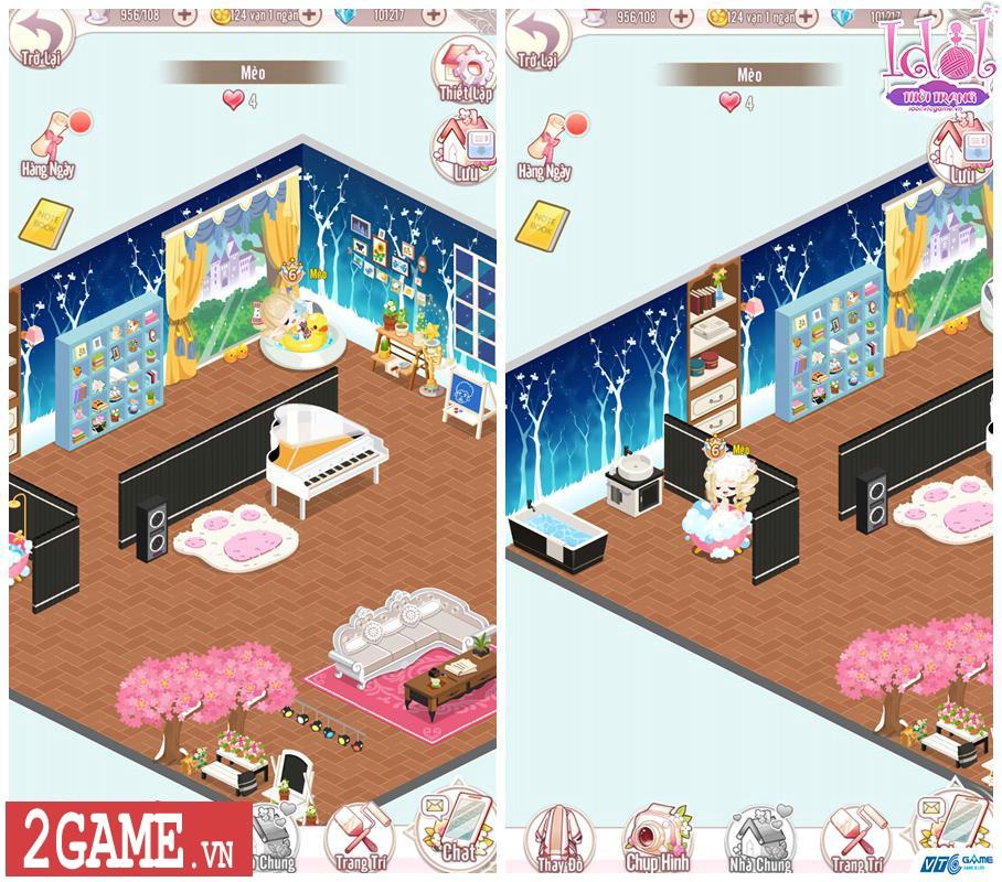 Idol Thời Trang Mobile tự tin thoát mác game phối đồ thời trang đơn thuần hiện nay 4
