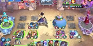 Dragon Quest Rivals – Game chiến thuật đỉnh cao triệu hồi quái từ chính những lá bài