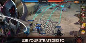 Returners – Game mobile nhập vai kết hợp chiến thuật cực chất