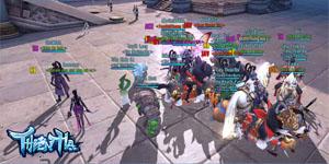 Thiên Hạ 3D cho người chơi tự do săn đồ, kiếm tiền làm giàu thả ga