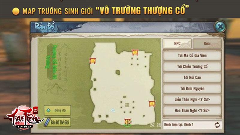Tru Tiên 3D Mobile tung cập nhật lớn cho phép game thủ PK, săn Boss cả ngày không biết chán 0