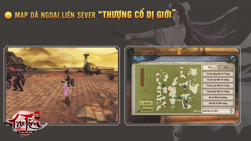 Tru Tiên 3D Mobile tung cập nhật lớn cho phép game thủ PK, săn Boss cả ngày không biết chán 1