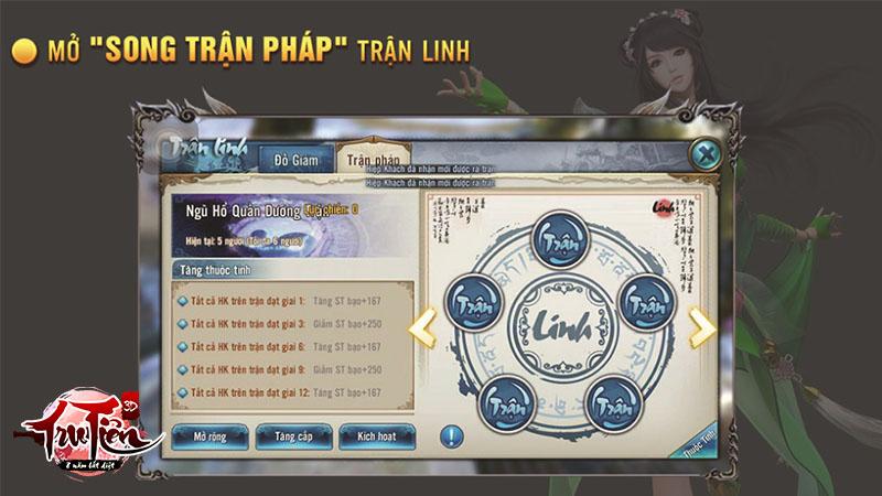 Tru Tiên 3D Mobile tung cập nhật lớn cho phép game thủ PK, săn Boss cả ngày không biết chán 4