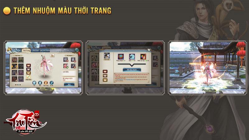 Tru Tiên 3D Mobile tung cập nhật lớn cho phép game thủ PK, săn Boss cả ngày không biết chán 7