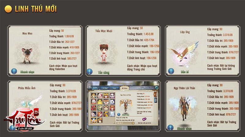 Tru Tiên 3D Mobile tung cập nhật lớn cho phép game thủ PK, săn Boss cả ngày không biết chán 8