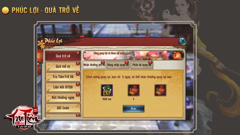 Tru Tiên 3D Mobile tung cập nhật lớn cho phép game thủ PK, săn Boss cả ngày không biết chán 5