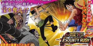 Bounty Rush – One Piece phiên bản MOBA chuẩn bị đến tay người dùng di động