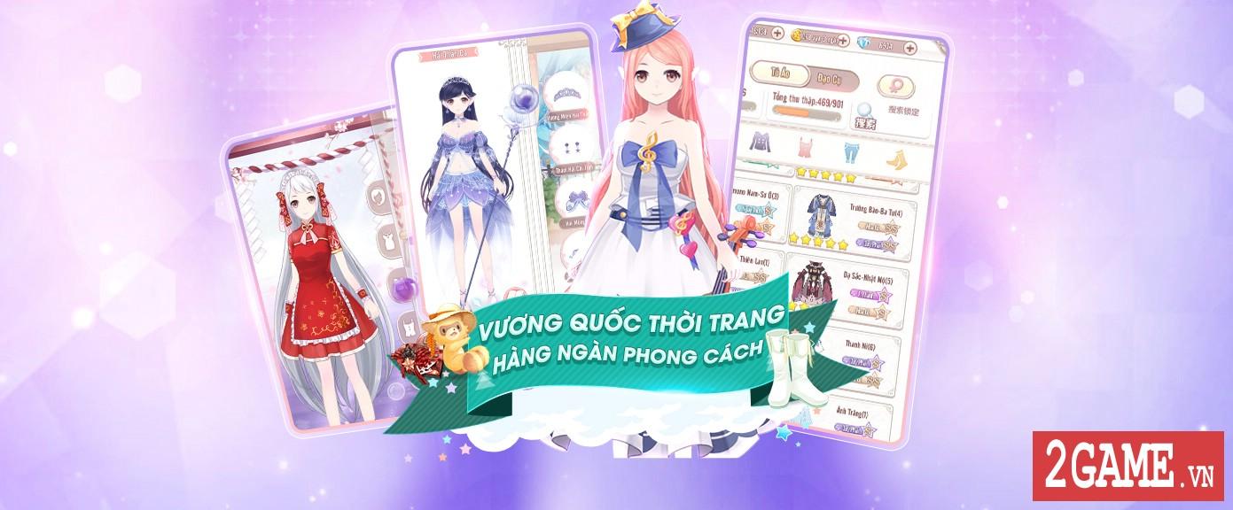 Idol Thời Trang Mobile ra mắt trang chủ, ngày mở game đã cận kề 1