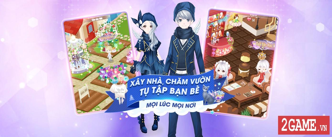 Idol Thời Trang Mobile ra mắt trang chủ, ngày mở game đã cận kề 2