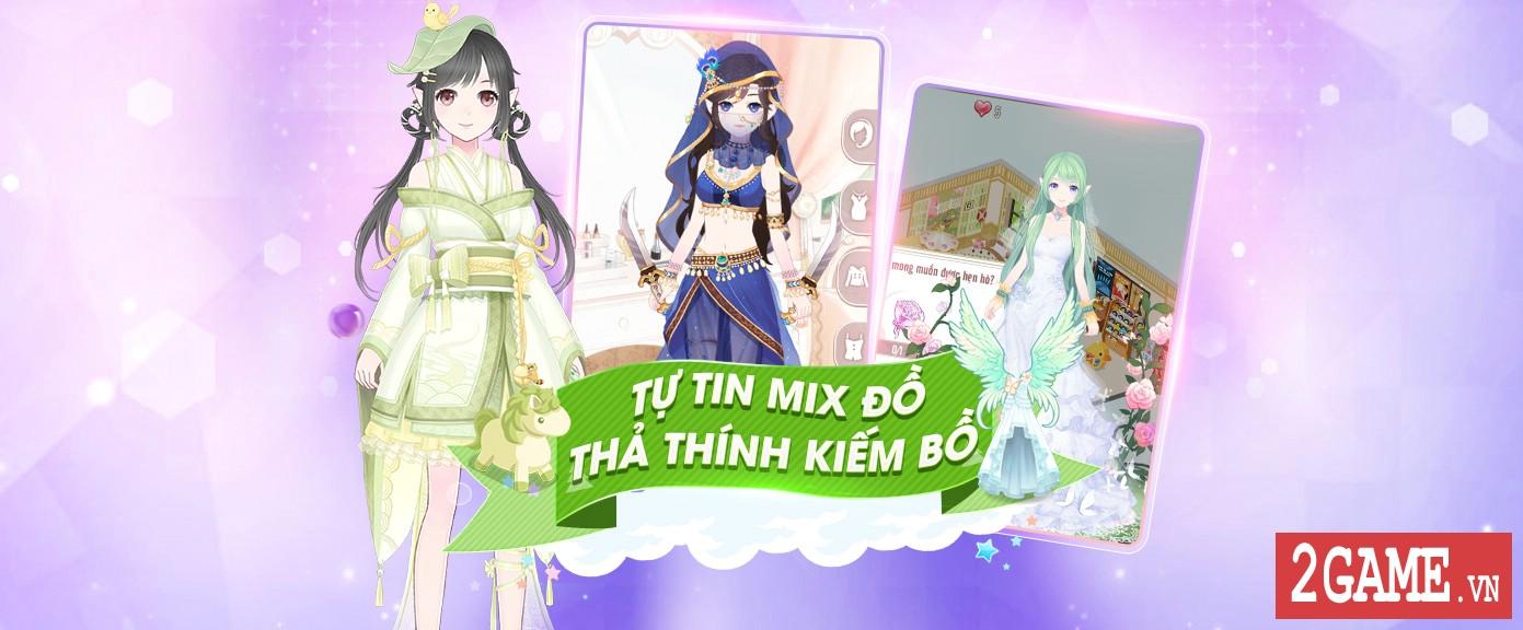 Idol Thời Trang Mobile ra mắt trang chủ, ngày mở game đã cận kề 4