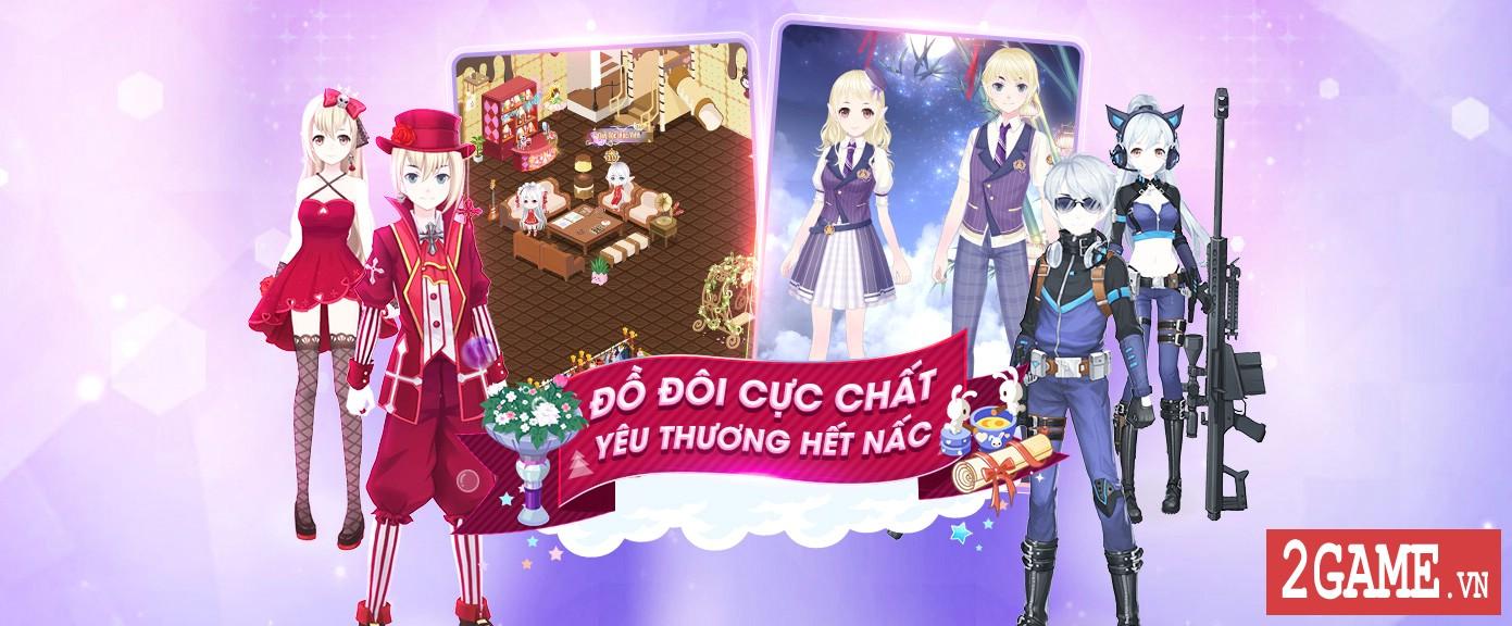 Idol Thời Trang Mobile ra mắt trang chủ, ngày mở game đã cận kề 5