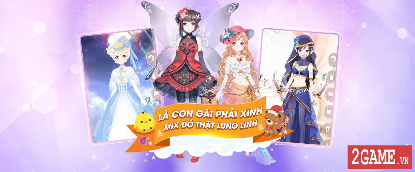 Idol Thời Trang Mobile ra mắt trang chủ, ngày mở game đã cận kề 6