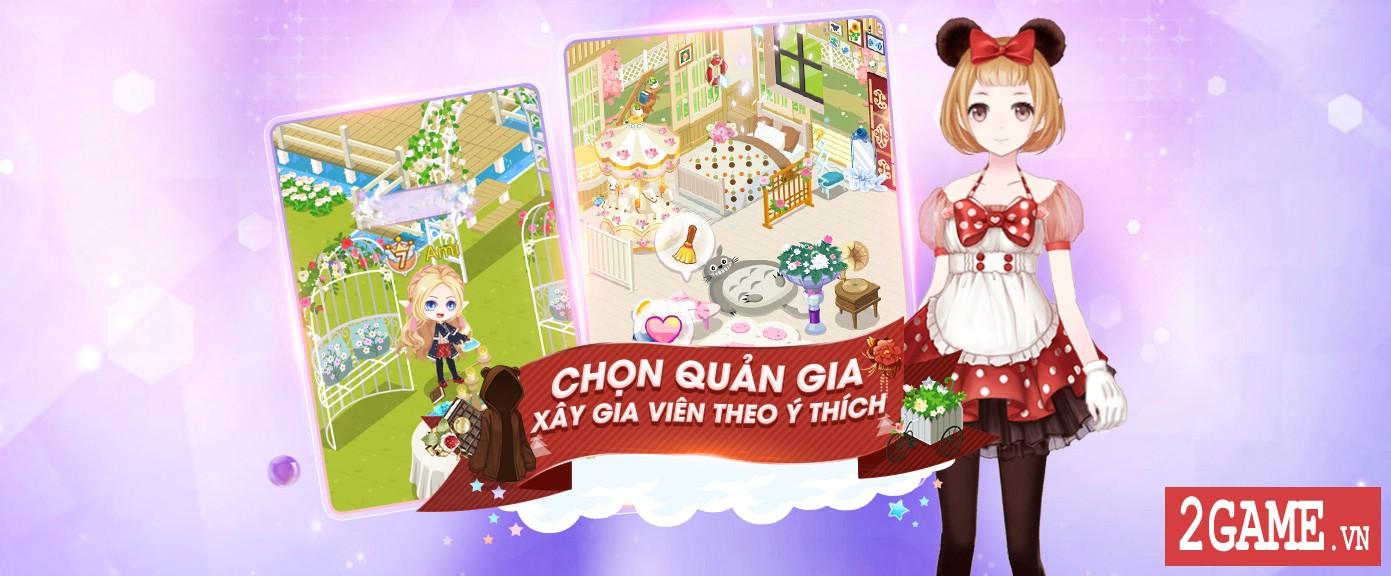 Idol Thời Trang Mobile ra mắt trang chủ, ngày mở game đã cận kề 7