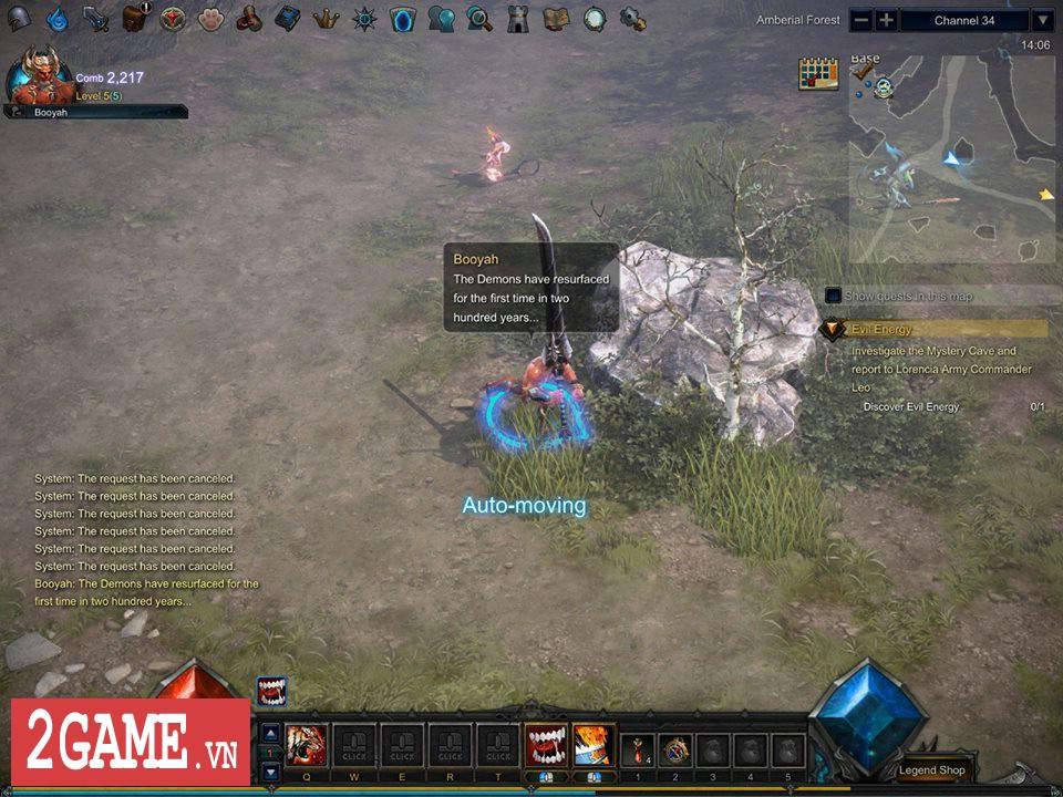 Cảm nhận MU Legend: Một lục địa MU Online hoàn toàn mới mẻ 10
