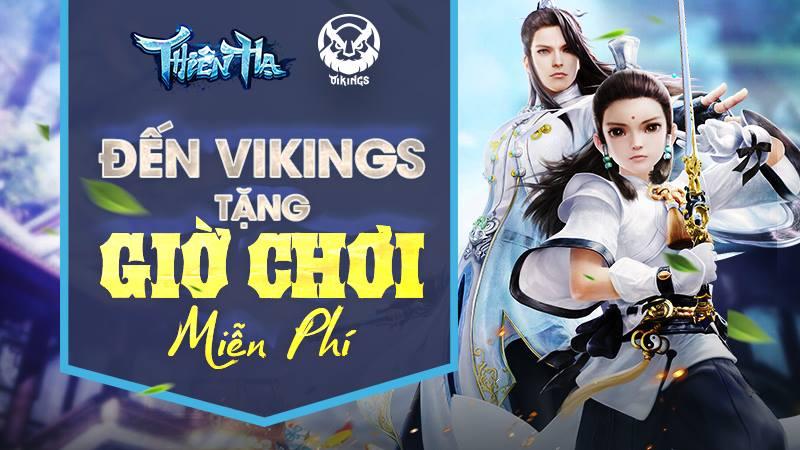 Gamota mang Thiên Hạ đến với game thủ tại VIKINGS FPS Stadium 3