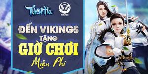 Gamota mang Thiên Hạ đến với game thủ tại VIKINGS FPS Stadium