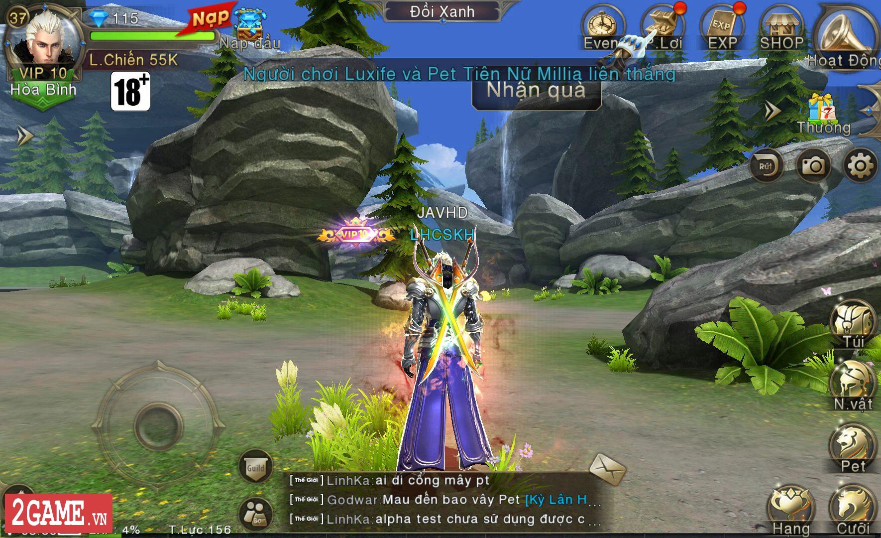 5 game online đã ấn định ngày ra mắt chính thức tại làng game Việt trong tháng 11 này 3