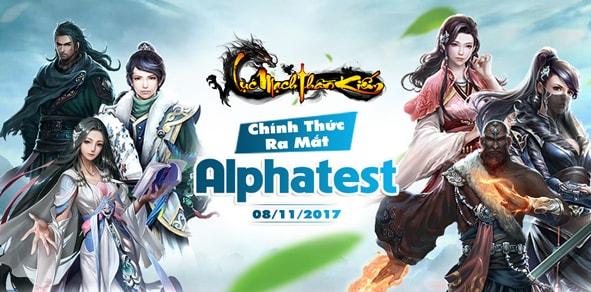 Webgame Lục Mạch Thần Kiếm tiến hành Alpha Test chớp nhoáng để kiểm tra lỗi 0