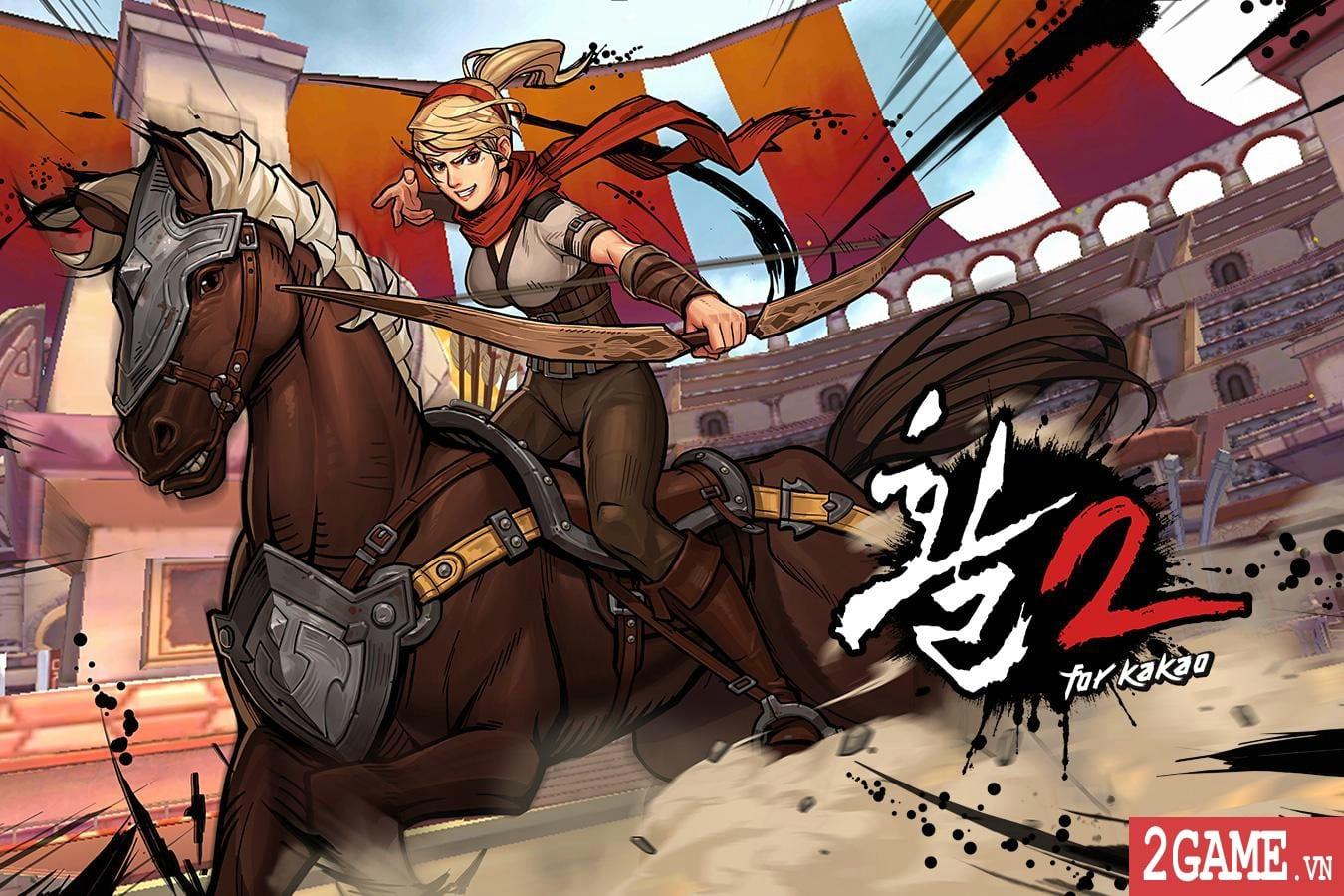 Battle of Arrow - Game đọ tài thiện xạ cực chất của người Hàn Quốc 4