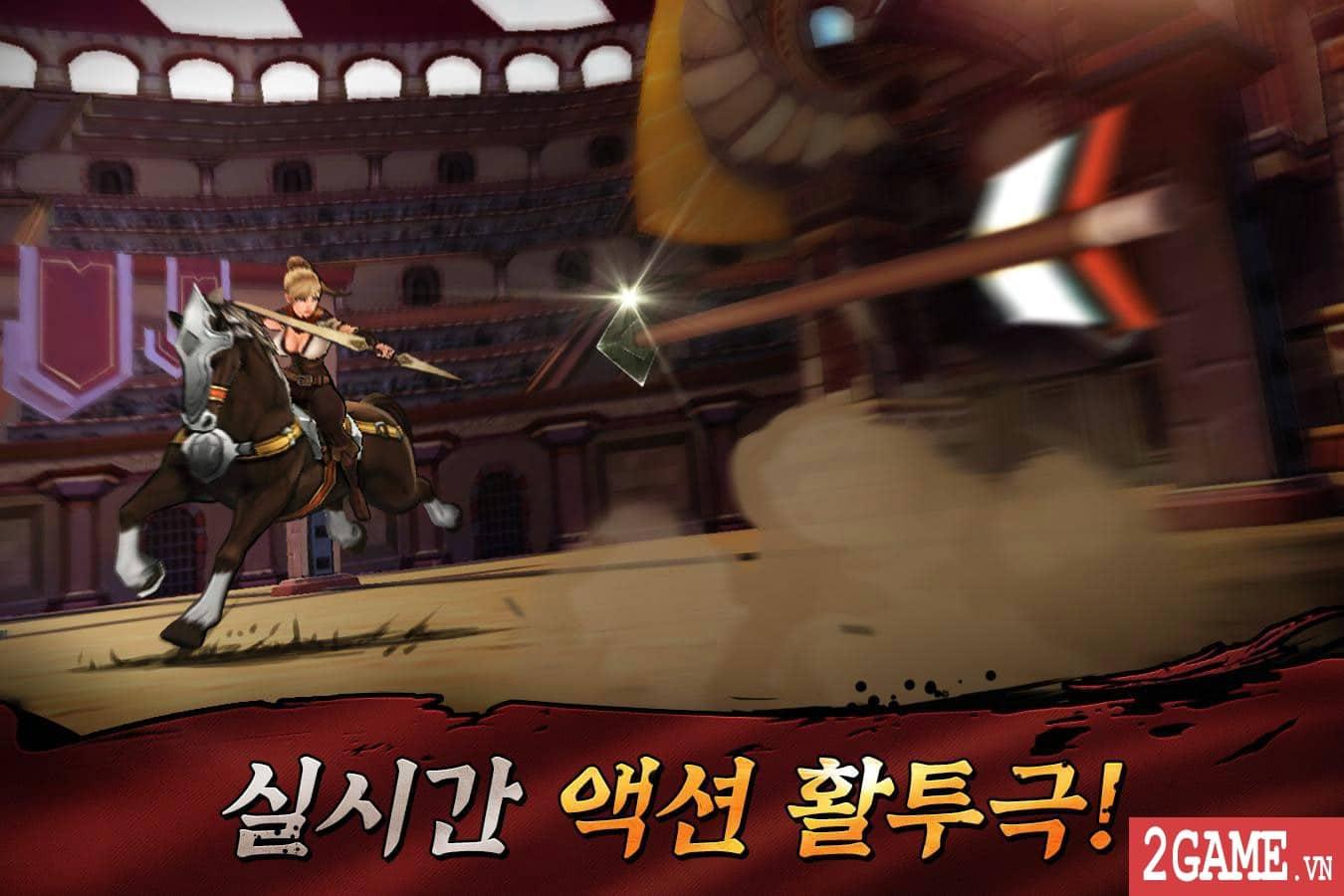 Battle of Arrow - Game đọ tài thiện xạ cực chất của người Hàn Quốc 0