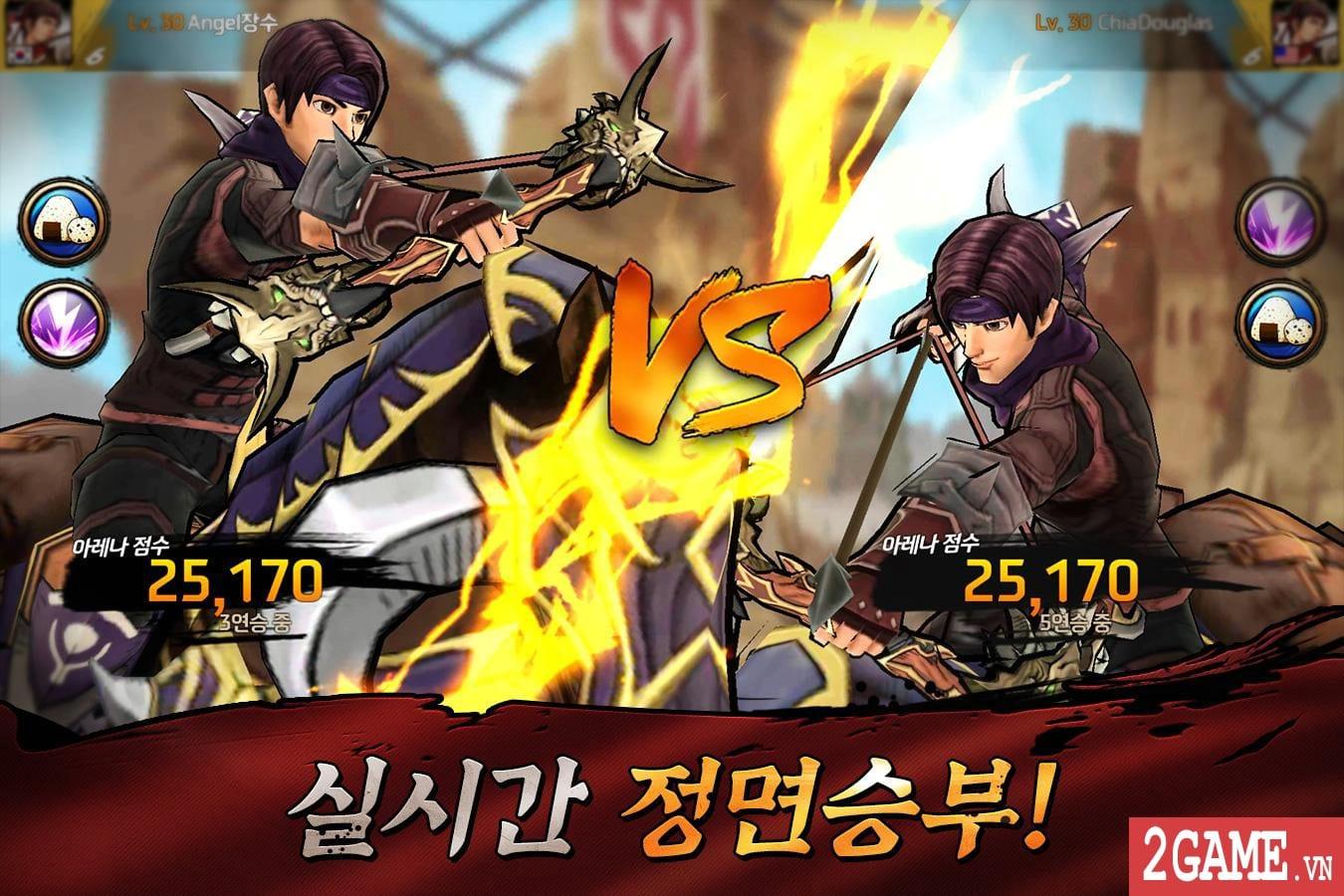 Battle of Arrow - Game đọ tài thiện xạ cực chất của người Hàn Quốc 1