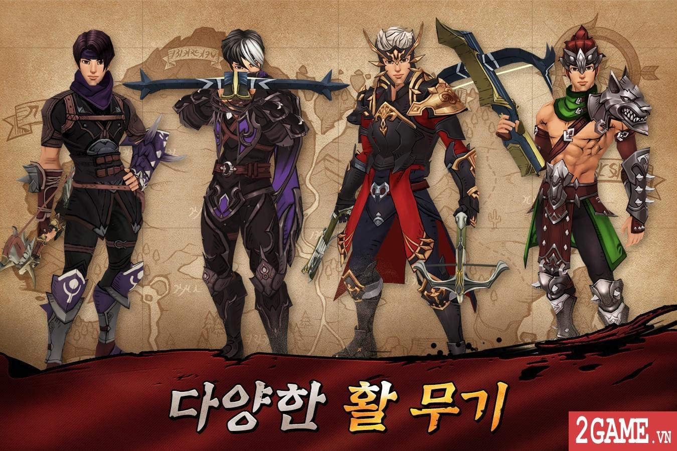 Battle of Arrow - Game đọ tài thiện xạ cực chất của người Hàn Quốc 2