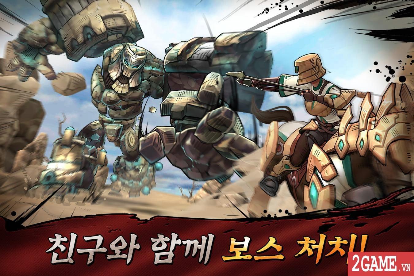 Battle of Arrow - Game đọ tài thiện xạ cực chất của người Hàn Quốc 3