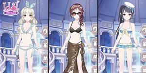 Idol Thời Trang Mobile cho phép người chơi lựa chọn nhân vật nam hay nữ để hóa thân
