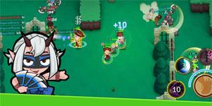 Tiểu Anh Hùng Đại Loạn Đấu – Game MOBA cực vui nhộn với lối chơi hoàn toàn mới mẻ