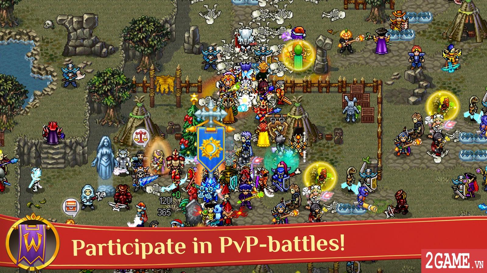 Warspear Online - Game nhập vai thế giới mở vô cùng rộng lớn 2