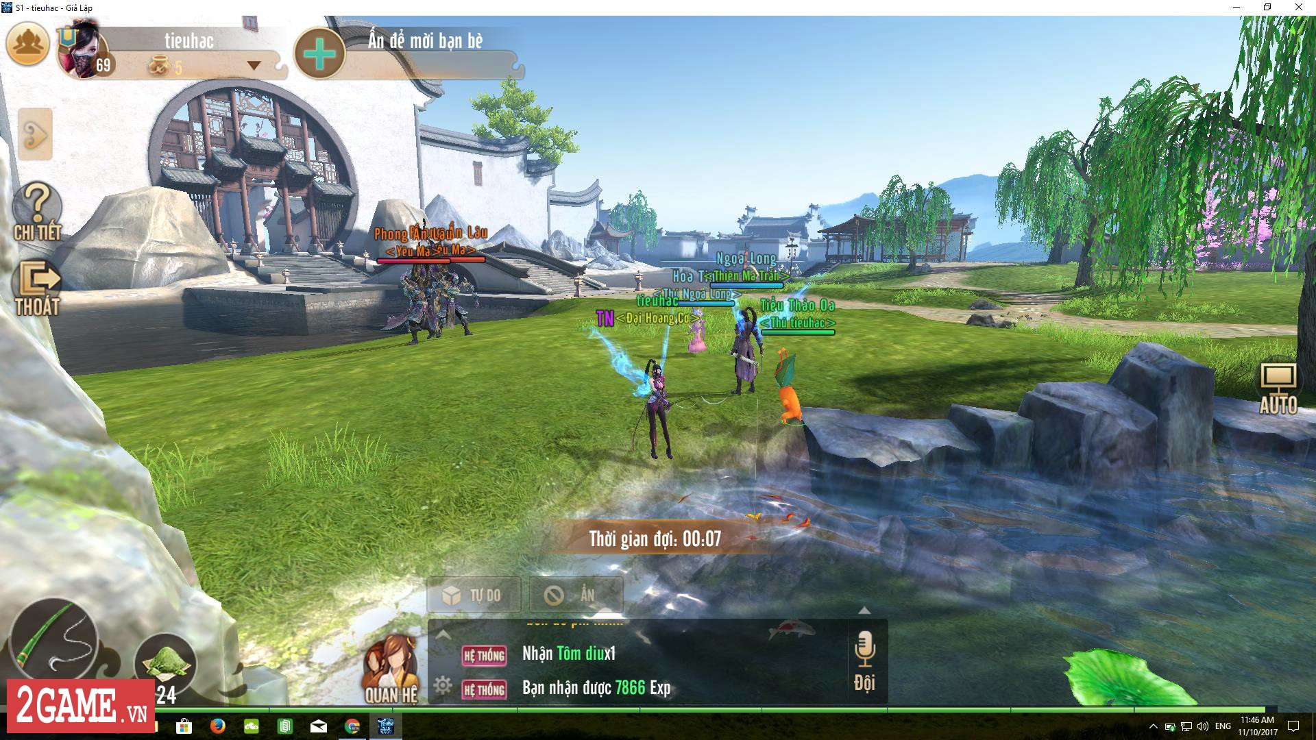 Cùng xem Thiên Hạ Gamota khuynh đảo làng game Việt sau 2 tuần ra sao 2