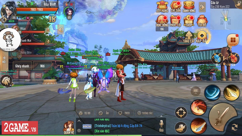 Cùng xem Thiên Hạ Gamota khuynh đảo làng game Việt sau 2 tuần ra sao 4