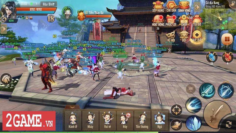 Cùng xem Thiên Hạ Gamota khuynh đảo làng game Việt sau 2 tuần ra sao 6