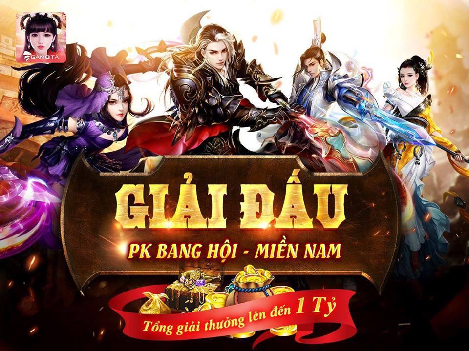 Vì sao bạn không nên bỏ lỡ Big Offline của Tru Tiên 3D Mobile tại Sài Gòn cuối tuần này? 2