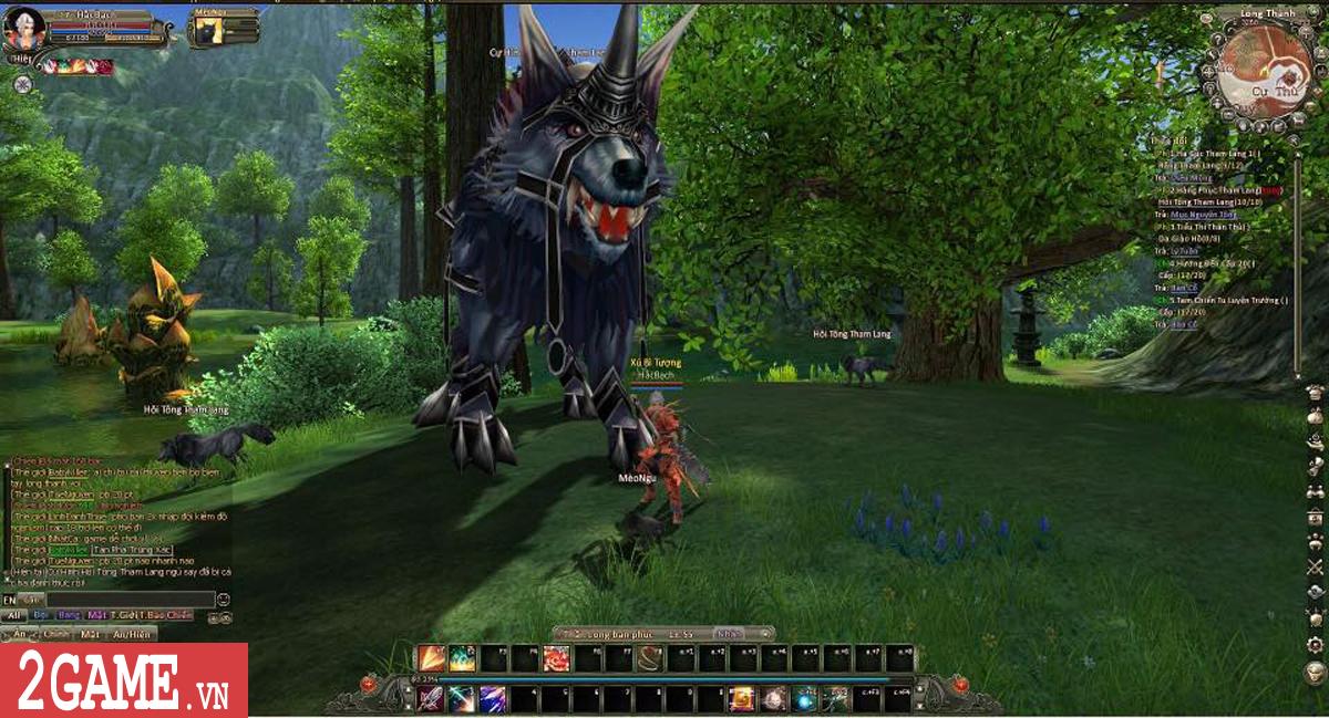 Cảm nhận Loong Online trong ngày đầu ra mắt: Một thế giới võ hiệp kiểu mới dành cho fan game PC 2