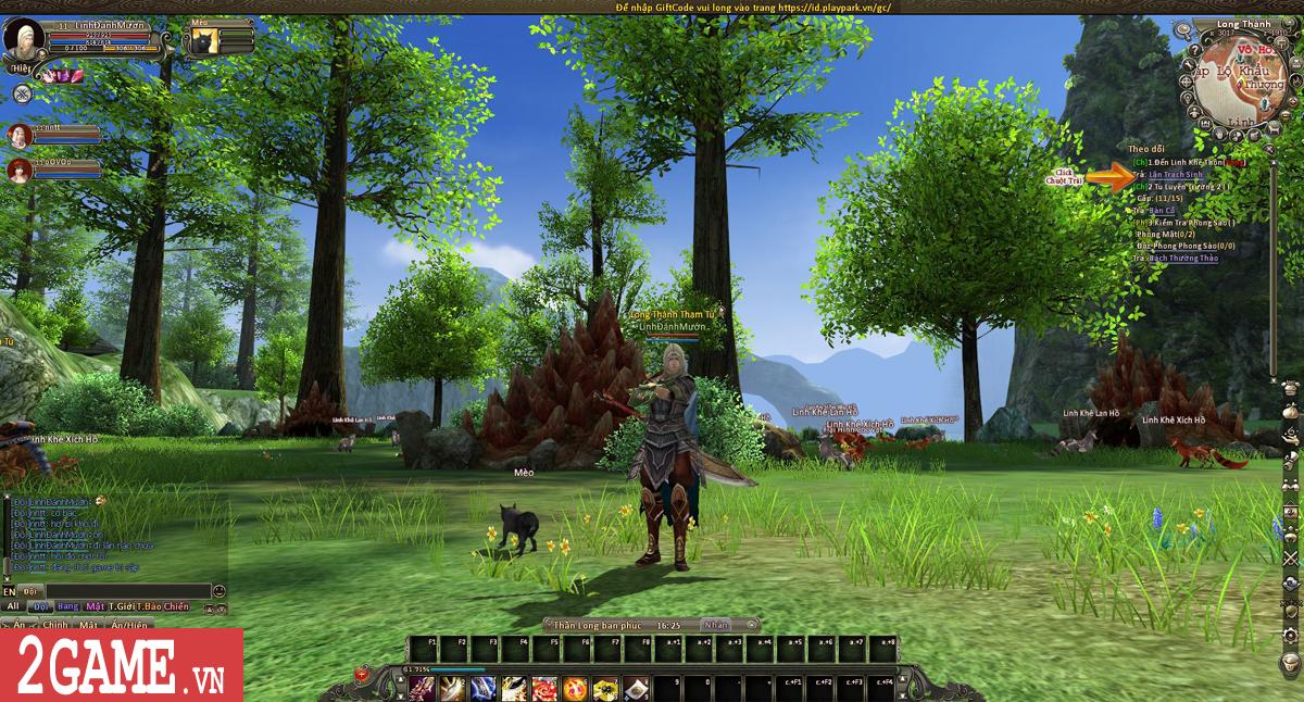 Cảm nhận Loong Online trong ngày đầu ra mắt: Một thế giới võ hiệp kiểu mới dành cho fan game PC 3