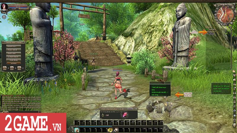Cảm nhận Loong Online trong ngày đầu ra mắt: Một thế giới võ hiệp kiểu mới dành cho fan game PC 0